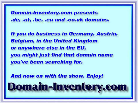 Domain-Inventory.com International Domain Names ccTLDs. Garrick Davis, Funky Doodle
