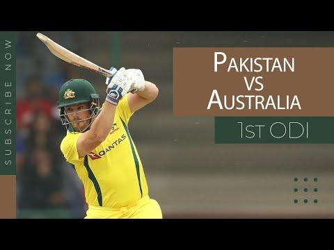 Pakistan vs Australia   1st ODI Full Match Highlights   PCB   MA2E