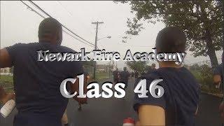 Newark Fire Department Academy Class 46