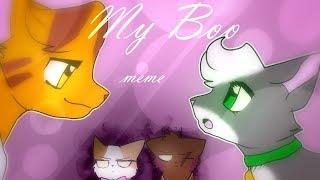 My Boo |meme||remake||Super Cat tales 2||Alex and Brutus|
