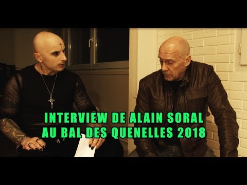 😱 INTERVIEW DE ALAIN SORAL AU BAL DES QUENELLES 2018 🇲🇫  [MORGAN PRIEST]