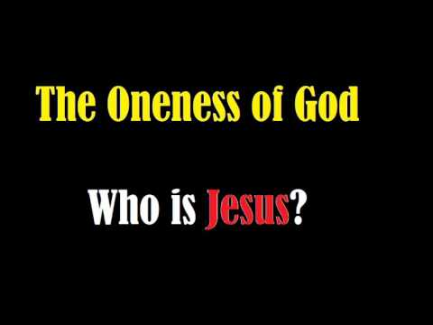 Apostolic Teaching - The Oneness of God: Who is Jesus (Minister Steven Croft)