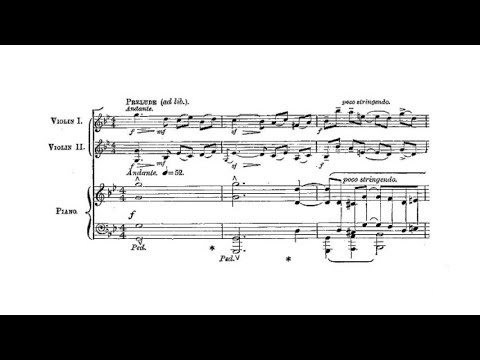 "Edward Elgar - ""A Christmas Greeting"" Op. 52 (audio + Sheet Music)"