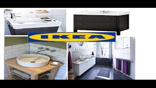 видео Мебель для ванной под стиральную машину