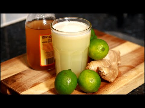 new-year-drink-detox-and-cleansing-your-body-loss-weight- -chef-ricardo-cooking