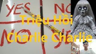 Giải mã trò chơi charlie charlie trò chơi bị ma ám có thật hay không ?