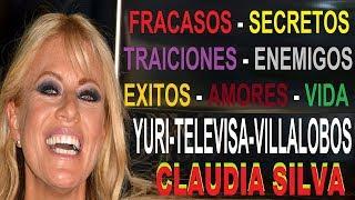Claudia Silva VIDA secretos traiciones televisa DISPARA MARGOT DISPARA YURI HORACIO VILLALOBOS