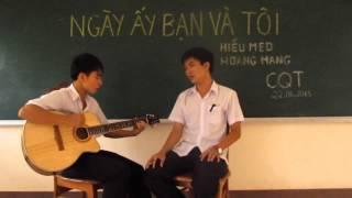 Ngay ay ban va toi - Guitar cover (Intro tab)