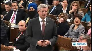Canada accused of exploiting terror related incidents