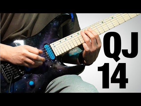 Quick Jam 14 -  Rock Track + New Guitar