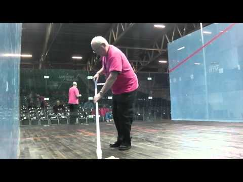 Adrian Waller v Ben Coleman complete match