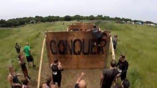 Conquer the Gauntlet Dallas May 14, 2016