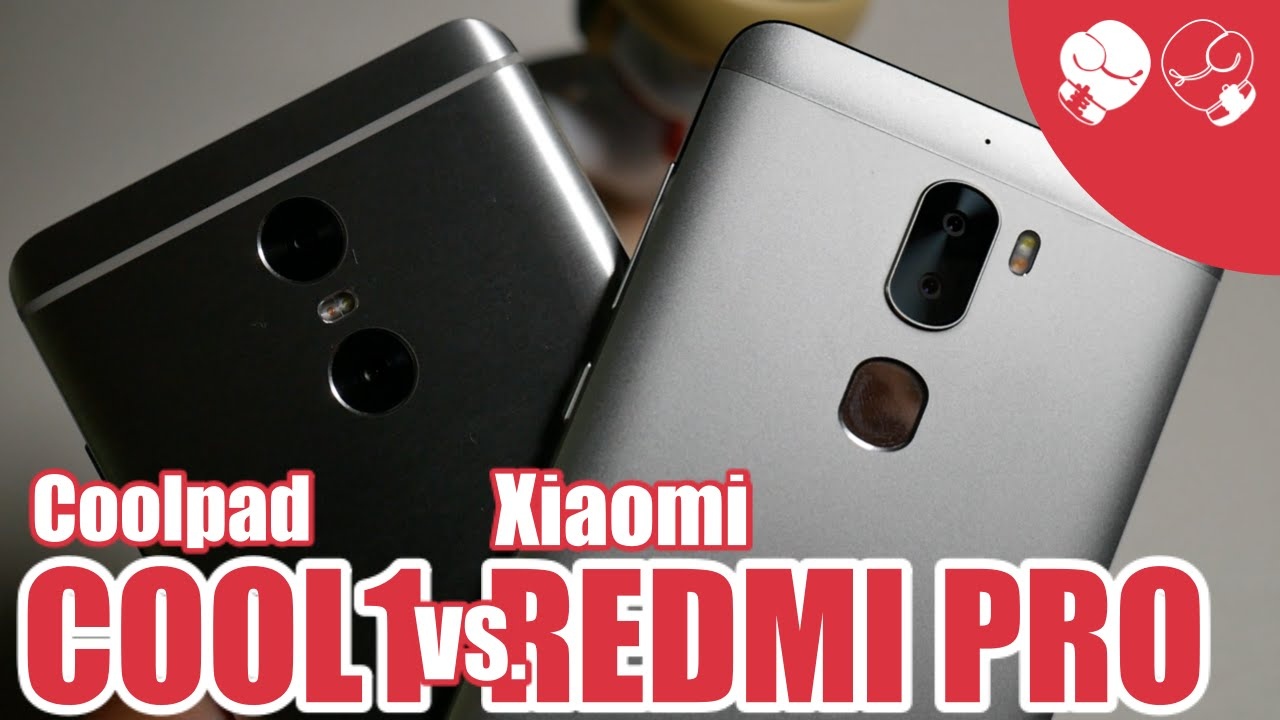 LeEco Coolpad Cool1 Dual SPEED TEST Xiaomi Redmi Pro Helio X25