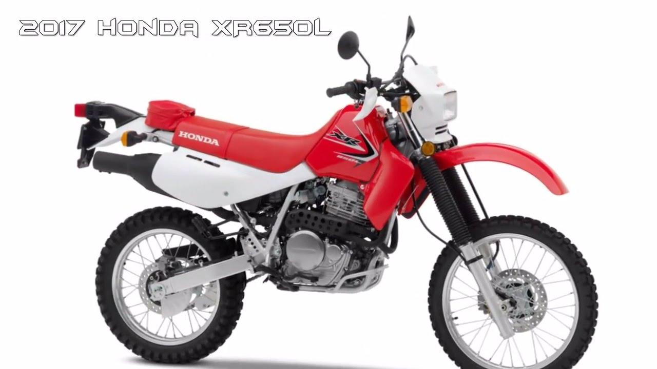 honda xrl dual purpose bike  dual sport motorcycles youtube