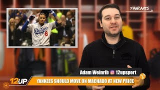 Yankees Should Reignite Machado Chase After Latest Price Rumors