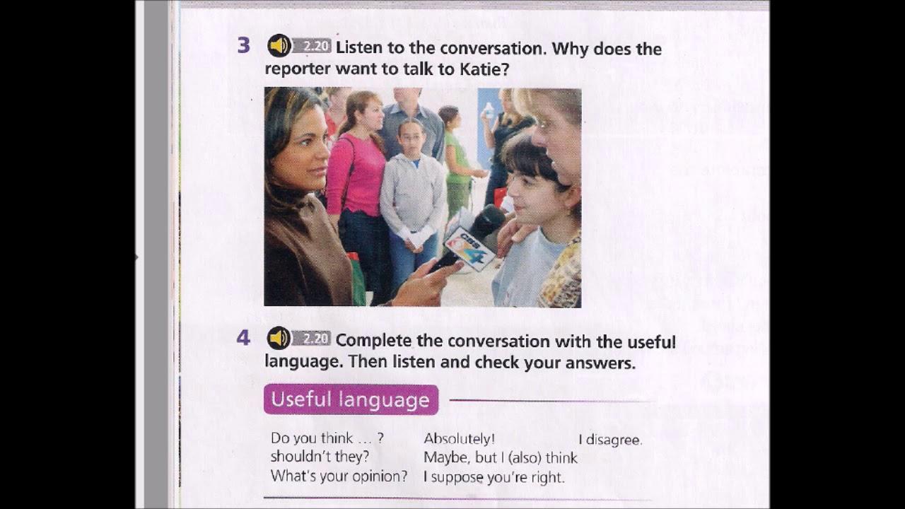 Download Class 6_page 78 ex. 3 & 4 - A conversation