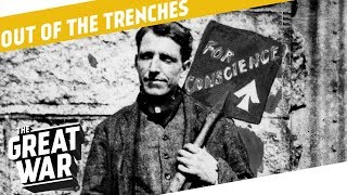 """Conscientious Objectors - Water - """"Wastage"""" I OUT OF THE TRENCHES"""