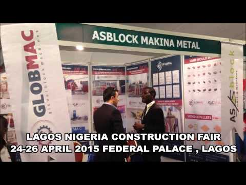 LAGOS NIGERIA BUILDING CONSTRUCTION and MINING EXHIBITION