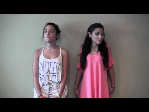 Catch Me- Demi Lovato Cover by Niki and Gabi