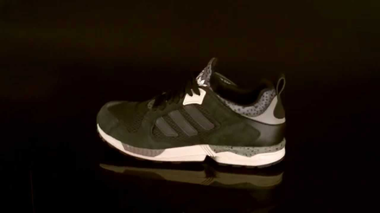 9b525163d Adidas ZX 5000 RSPN Sneaker CBlack Black ST Carbon M21383 - YouTube