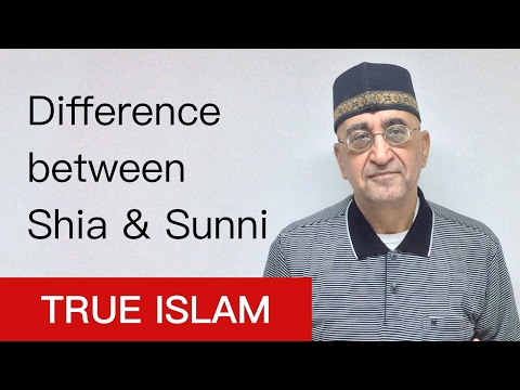 Difference between Shia and Sunni in Islam