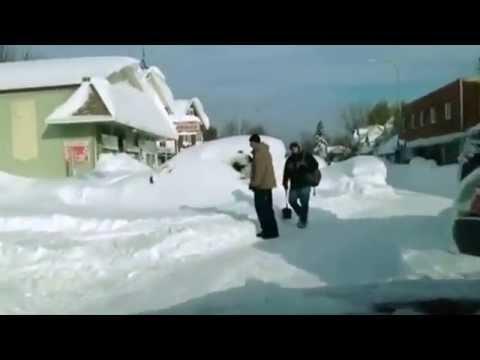 Rekord-Wintereinbruch in den USA – aktuelle Bilder