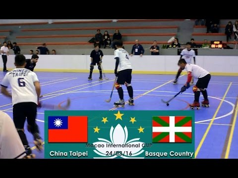 China Taipei - Basque Country