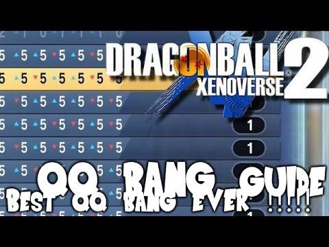 Dragon Ball Xenoverse 2 Best QQ Bang Ever Guide/Recipes/Tutorial/ Formula