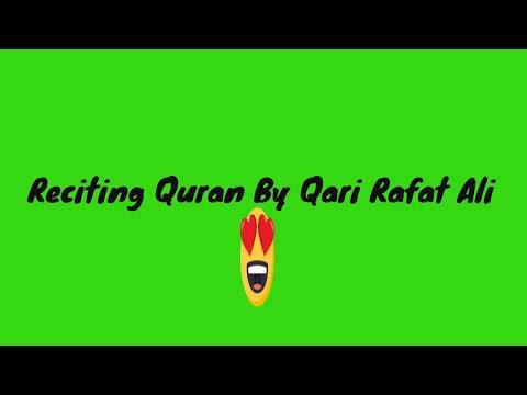 """""""Talawet e Quran"""" By Qari RAfat Ali   Part #3"""