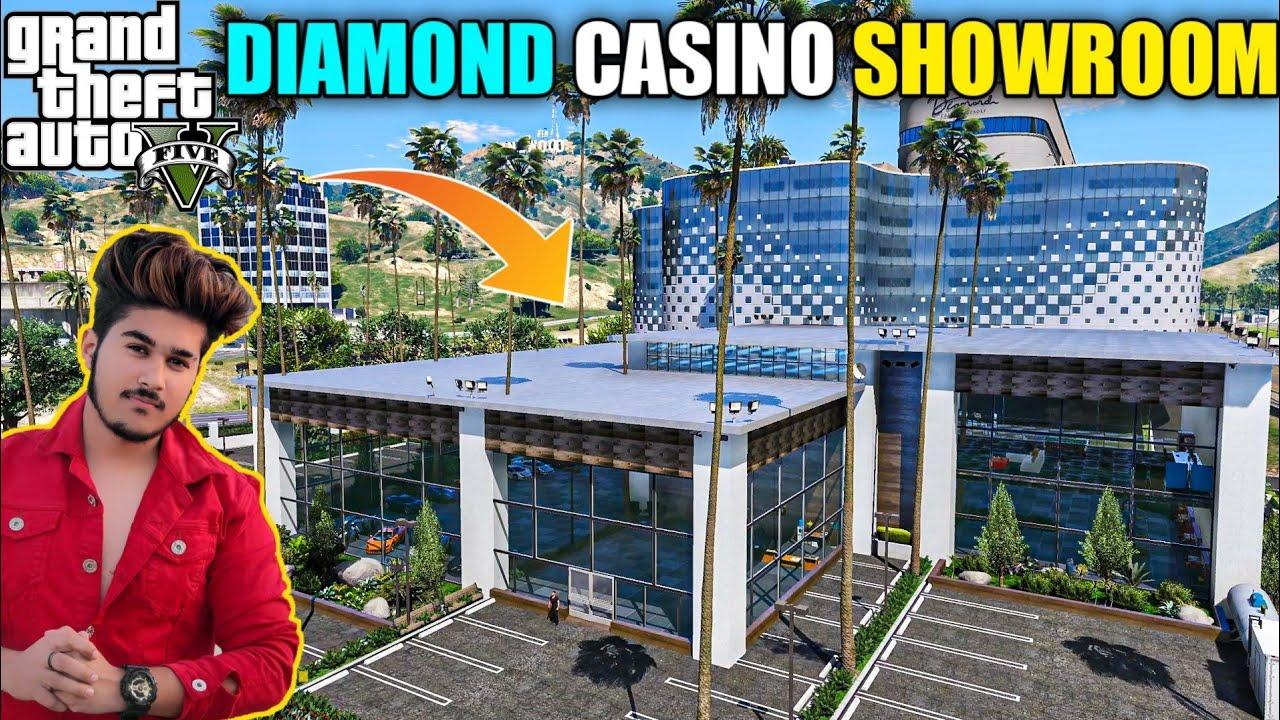 GTA 5 : DIAMOND CASINO SHOWROOM WORTH $ 100 MILLION DOLLARS 🤑🔥 | GTA 5 GAMEPLAY #112