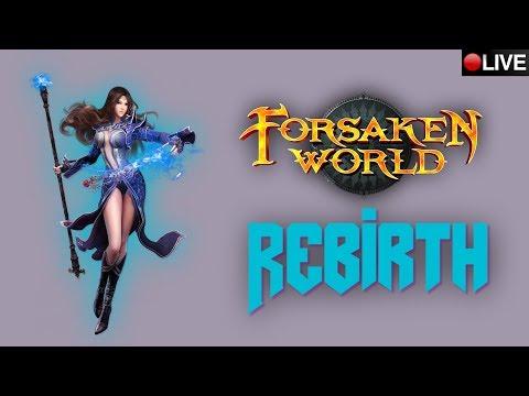 ►Forsaken World ツ Rebirth◄ Стрим #01