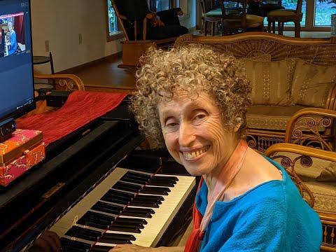 Beth Green's Magical Piano Improvisations, 7-29-2021