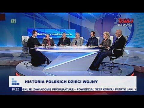 Rozmowy niedokończone: Historia Polskich Dzieci Wojny cz.I