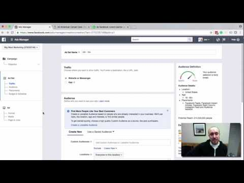 How to Setup A Facebook Ad for Service Businesses and Contractors