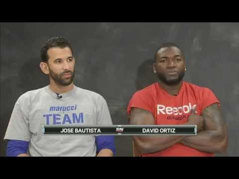 Jose Bautista credits David Ortiz as mentor
