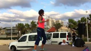 Love and party zumba with Ayelet Naor Joey Montana Feat. Juan Magan - Love & Party