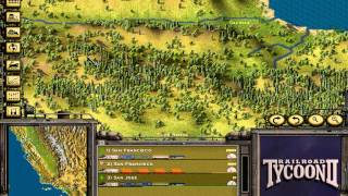 railroad tycoon ii the second century mission 10 the new daylight express