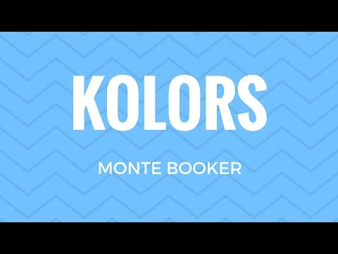 Monte Booker - Kolors SPEED UP