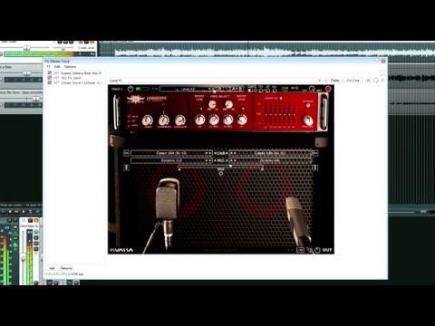 Kuassa Cerberus Bass Amp plugin Review & Shoot Out