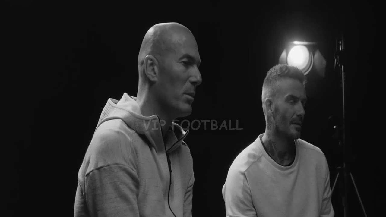 Interview : Beckham supplie Zidane de battre Liverpool