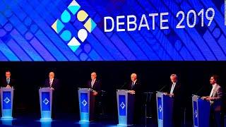Segundo Debate Presidencial EN VIVO - LA NACION - #DebateAR2019