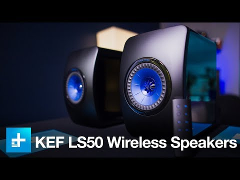 KEF LS50 Wireless Speakers - Hands On Review