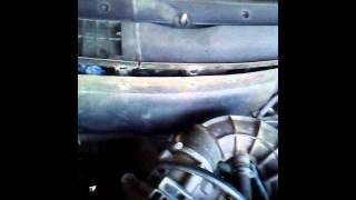 как снять двигатель отопителя салона приора 217230 часть 1