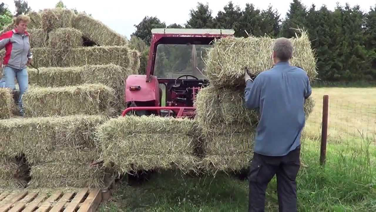 Download how to make grass into hay bales