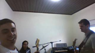 CCR Cover - Proud Mary (First rehearsal with bass guitar - Primeiro ensaio com baixo)