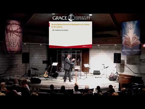 11.13.19 Teaching Wednesday Chapel with Dr. Charles Ware