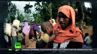 Rohingya Crisis: Thousands of oppressed Muslims flee Myanmar as violence continues thumbnail