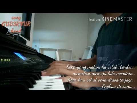 Cinta putih piano cover GUBERNUR band