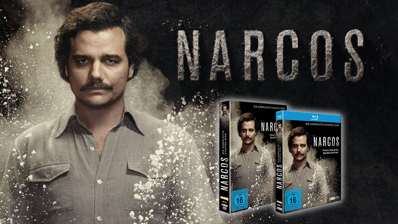 Narcos Staffel 1 Deutsch Stream
