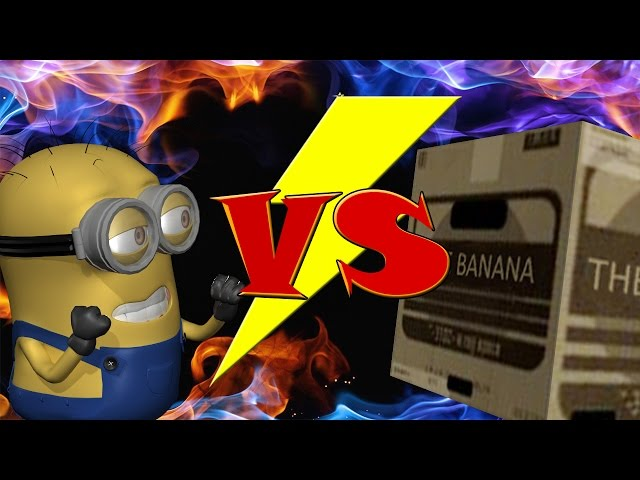Minions Vs Metal Gear Solid